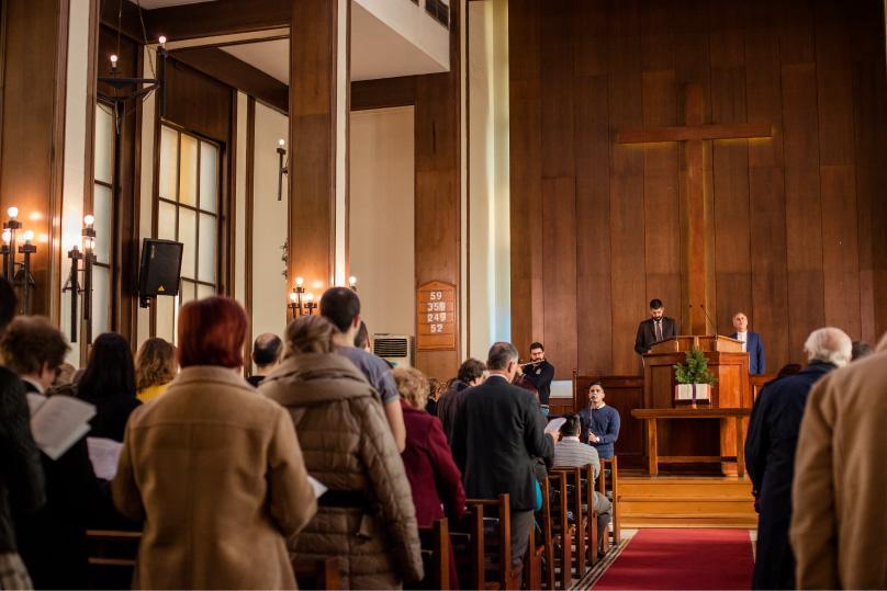 Λατρεία Κυριακής 22.03.2020