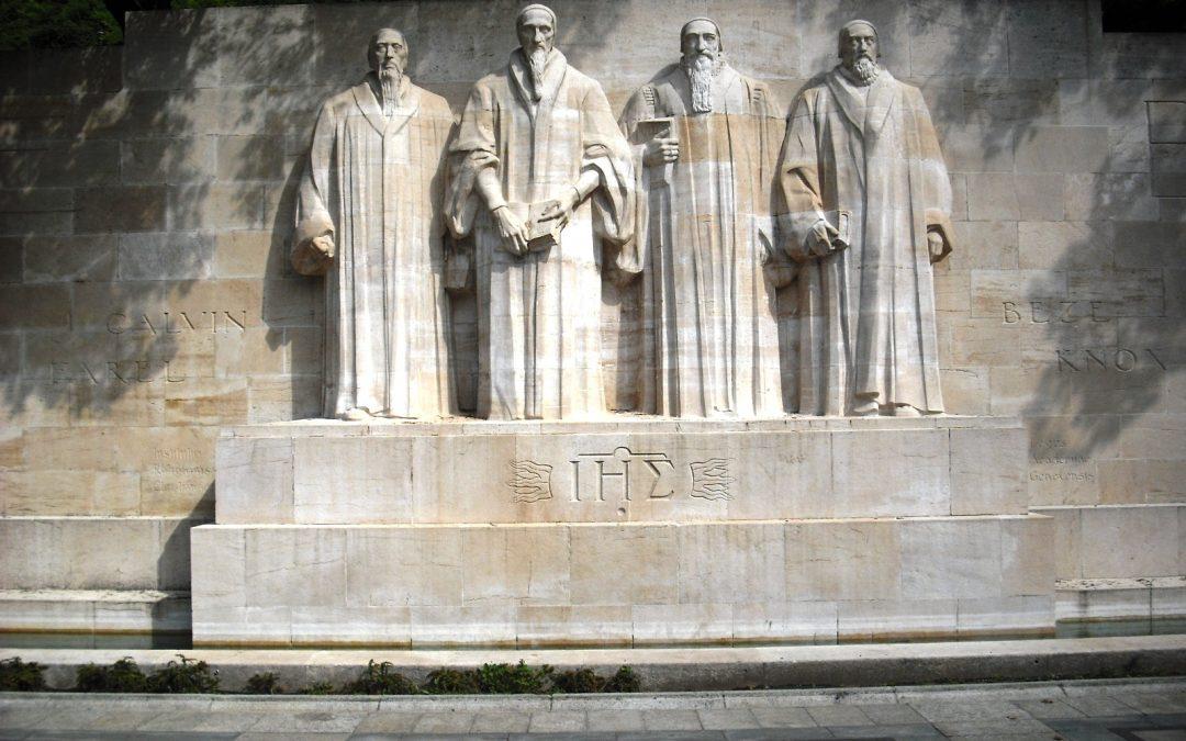 O Καλβίνος και η Ιεραποστολή