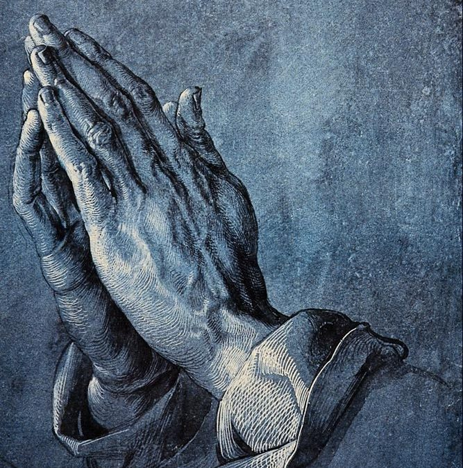 Διαδικτυακή Συμπροσευχή (Τετάρτη 03 Ιουνίου, στις 20:00)