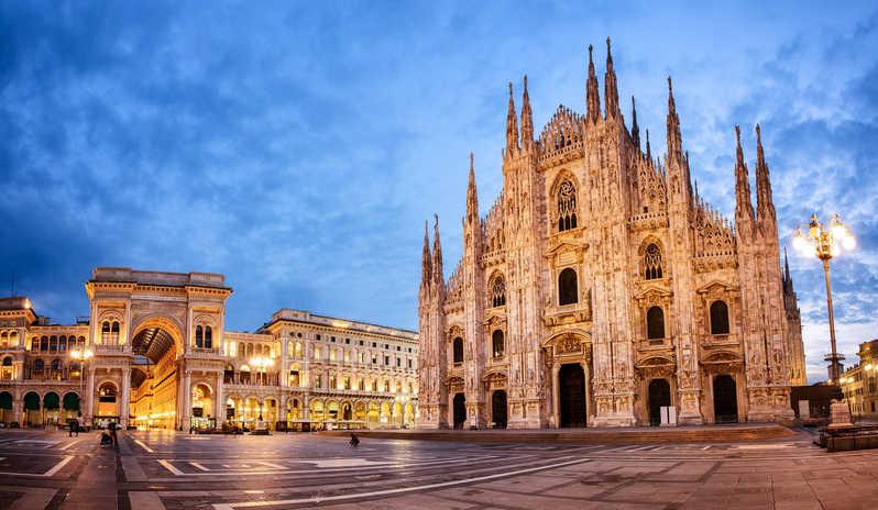 Προσευχή για την Ιταλία