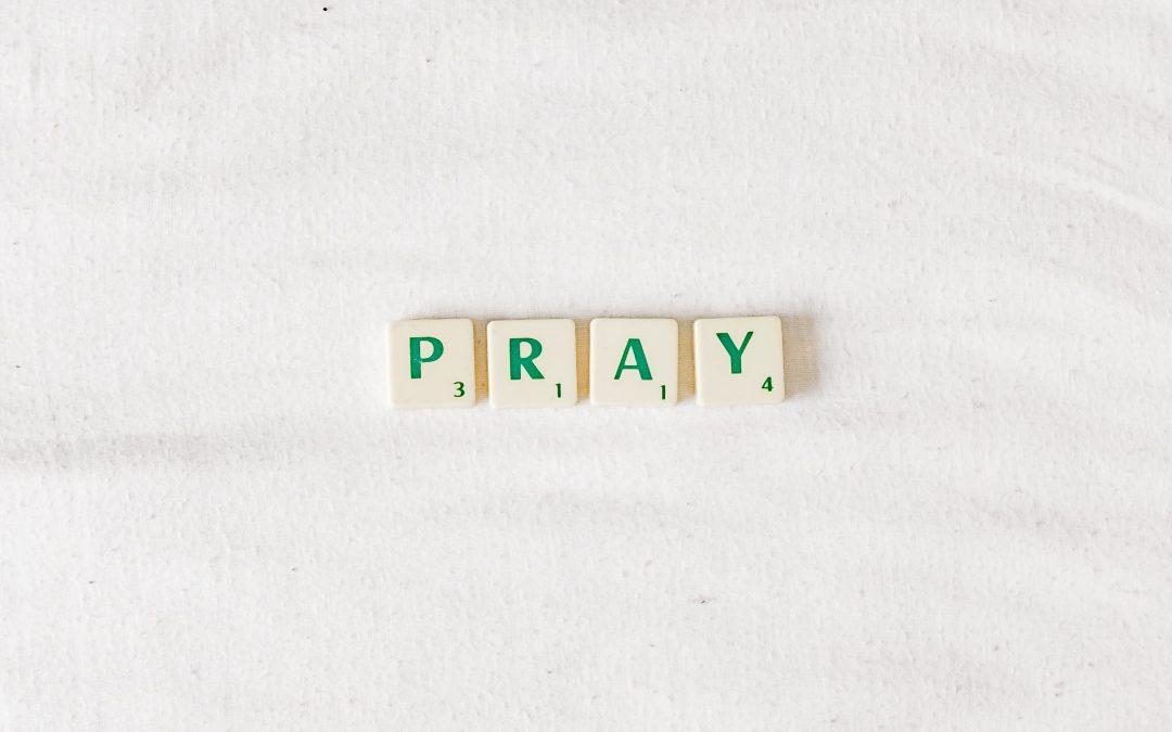Προσευχή για την πέμπτη Κυριακή του Νοεμβρίου